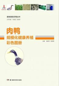 畜禽规模化养殖丛书:肉鸭规模化健康养殖彩色图册