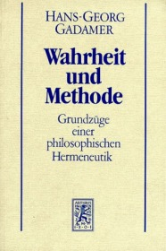 德国原版 德文 德语 伽达默尔 真理与方法 上册 Wahrheit und Methode I - Grundzüge einer philosophischen Hermeneutik