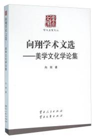 学术名家文丛:向翔学术文选——美学文化学论集  精装