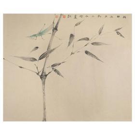 大来文化 马勇 真迹字画 当代水墨大师 知名画家作品 收藏国画宣纸包邮00172