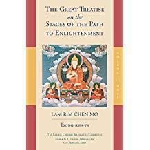 The Great Treatise On The Stages Of The Path To Enlightenment (volume 3) (the Lamrim Chenmo)