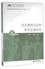 川北佛教石窟和摩崖造像研究
