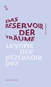 德文 德语 诗集 诗歌 Das Reservoir der Träume 格仁拜因