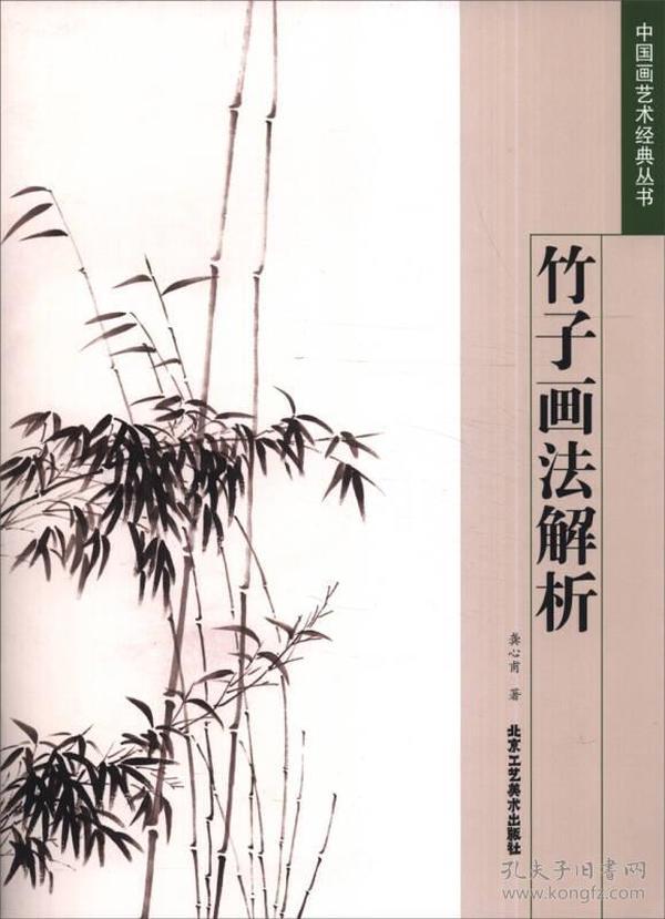 中国画艺术经典丛书:梅花画法解析