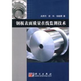 钢板表面质量在线监测技术