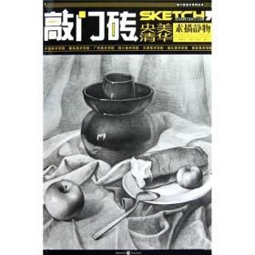 敲门砖美术系列丛书:素描静物