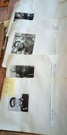 刘伯承 照片 22张(黑白)(和家人 聂荣臻等照片)