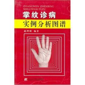 掌纹诊病实例分析图谱