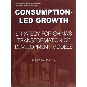消费主导:中国转型大战略:英文