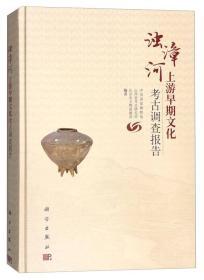 浊漳河上游早期文化考古调查报告