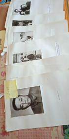 林枫 照片 20张(黑白)(和家人 徐向前等照片)