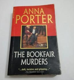 The Bookfair Murders(printed in Canada)