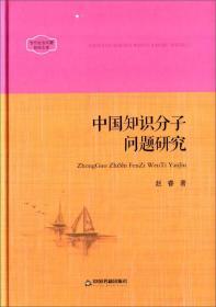 中国知识分子问题研究(中国书籍文库)