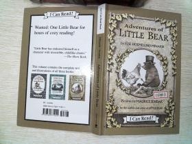 AN l Can Read Book Minarik .Sendak Adventures of Little Bear     有笔记