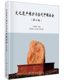 文化遗产保护与当代中国社会(第二卷)