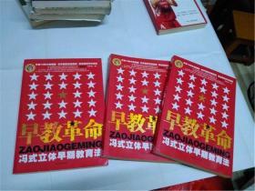 早教革命(理论篇、方法篇一、二)全三册