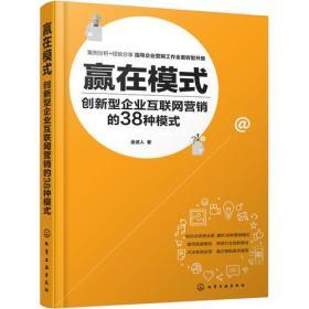贏在模式:創新型企業互聯網營銷的38種模式