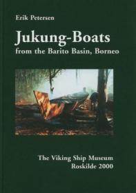 Jukung-boats From The Barito Basin  Borneo