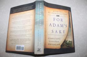 For Adams Sake: A Family Saga in Colonial New England