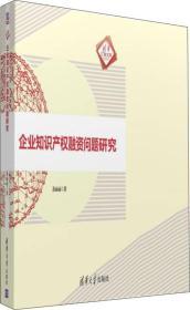 企业知识产权融资问题研究/清华汇智文库