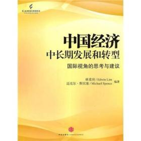 中国经济中长期发展和转型
