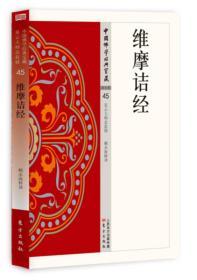 中国佛学经典宝藏-净土类 45:维摩诘经