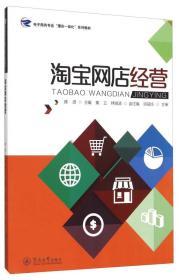 二手淘宝网店经营 陈进 广州暨南大学出版社9787566815651