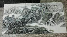 孙永瑞画山水
