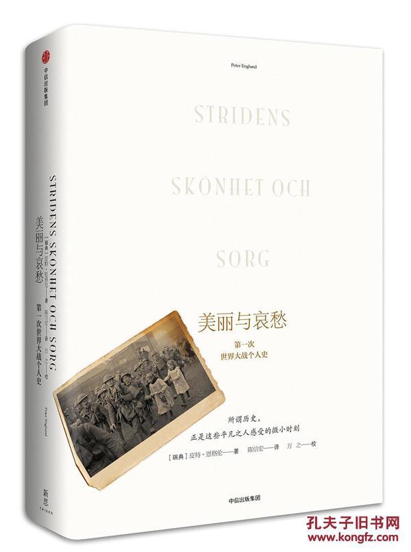 美丽与哀愁:第一次世界大战个人史