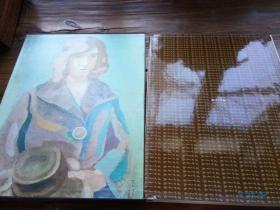 现代日本美术全集11 坂本繁二郎 8开大册 油画代表作及艺术思想解读