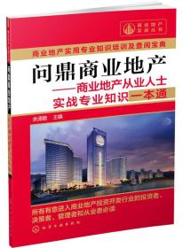 商业地产实战丛书·问鼎商业地产:商业地产从业人士实战专业知识一本通