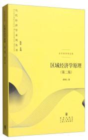 区域经济学原理(第二版)
