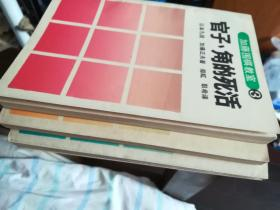 加藤围棋教室·1 序盘的构思2 手筋和攻防3 官子、角的死活(全三册)