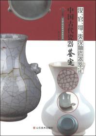 中国文物收藏与鉴赏书系·中国古代瓷器鉴定:汝、官、哥、类汝釉瓷器鉴定