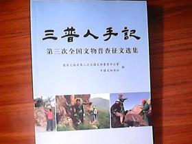 三普人手记:第三次全国文物普查征文选集