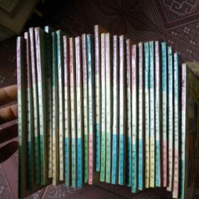 中学生科普文库。共27本合售