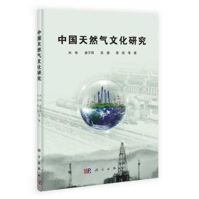 中国天然气文化研究