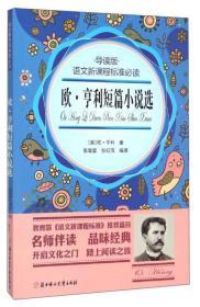 库存新书  (社版双色)语文新课程标准*:导读版-欧·亨利短篇小说选