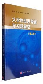 大学物理思考题与习题解答(第二版)