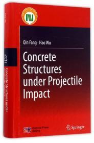 Concrete structures under projectile impact