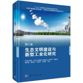 生态文明建设与新型工业化研究 第三卷