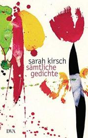 德文 德语 Sarah Kirsch Sämtliche Gedichte 萨拉·基尔施 诗集 德国原版