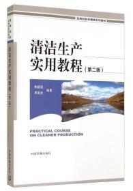 清洁生产实用教程(第二版)鲍建国 周发武 中国环境出版社