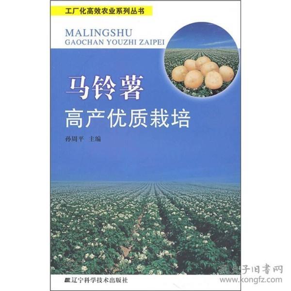 馬鈴薯高產優質栽培