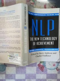 NLP THE NEW TECHNOL OGY OF ACHIEVEMENT