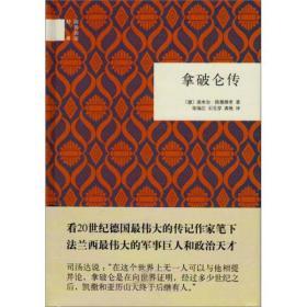 拿破仑传(精)--国民阅读经典 (德)埃米尔.路德维希二手 中华书局