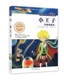 世界少年文学精选·名家导读本:小王子