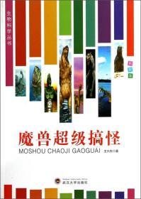 魔兽超级搞怪 王兴东 武汉大学出版社 9787307116528