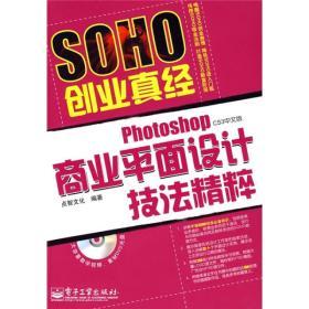 Photoshop CS3中文版商业平面设计技法精粹