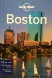 英文版 Lonely Planet: Boston (City Guide)孤独星球:波士顿(城市指南)